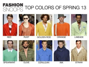 mens colored tops